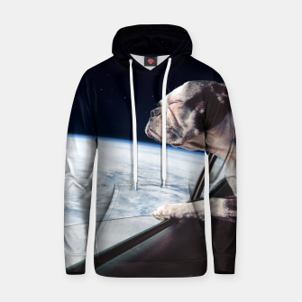 Thumbnail image of Fresh Air Cotton hoodie, Live Heroes