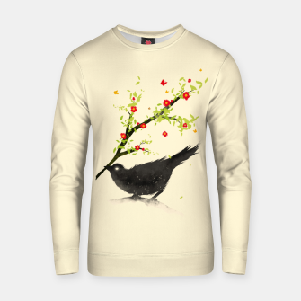 Thumbnail image of Spring Is Coming Cotton sweater, Live Heroes