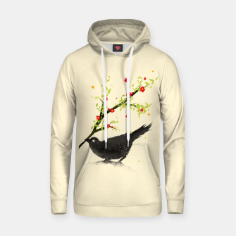 Thumbnail image of Spring Is Coming Cotton hoodie, Live Heroes