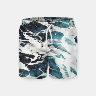 Miniatur Sea Through Swim Shorts, Live Heroes