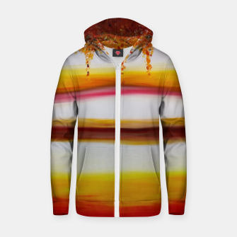 Thumbnail image of Autumn Cotton - zip up hoodie, Live Heroes