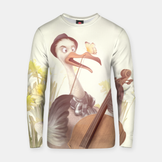 Thumbnail image of The Great Artist Cotton sweater, Live Heroes