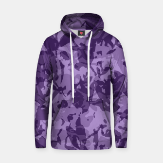 Thumbnail image of farba (violet) cotton hoodie, Live Heroes
