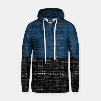 Thumbnail image of platno (blue) cotton hoodie, Live Heroes
