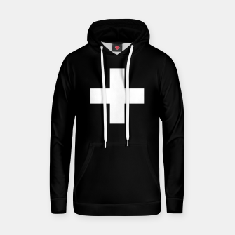 Thumbnail image of plus cotton hoodie, Live Heroes