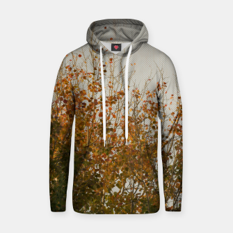 Thumbnail image of Signs of autumn Cotton hoodie, Live Heroes
