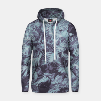 Thumbnail image of Foliage 2 Cotton hoodie, Live Heroes