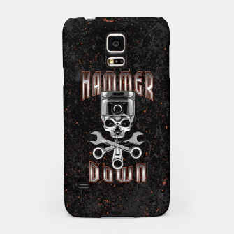 Thumbnail image of Hammer Down Samsung Case, Live Heroes