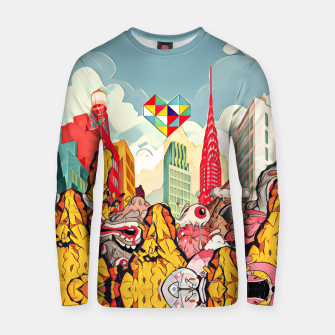 Thumbnail image of City Cotton sweater, Live Heroes