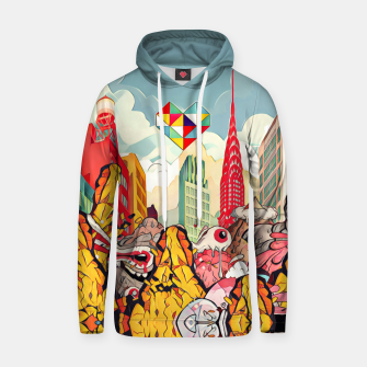 Thumbnail image of City Cotton hoodie, Live Heroes