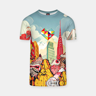 Thumbnail image of City T-shirt, Live Heroes