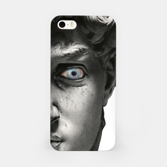 Imagen en miniatura de David's Tears iPhone Case, Live Heroes