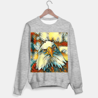 AnimalArt_Eagle_20170603_by_JAMColors Sweater regular miniature