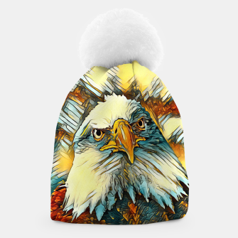 AnimalArt_Eagle_20170603_by_JAMColors Beanie miniature