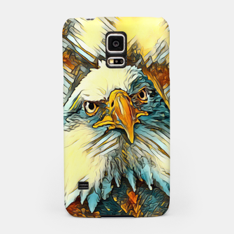 AnimalArt_Eagle_20170603_by_JAMColors Samsung Case miniature