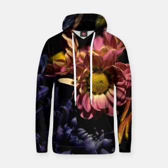 Thumbnail image of Flowers 2 Cotton hoodie, Live Heroes