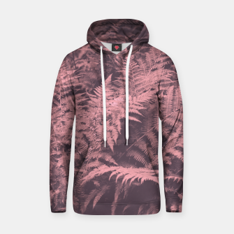 Thumbnail image of Fern in pink Cotton hoodie, Live Heroes