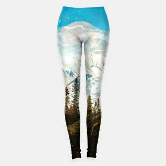 Thumbnail image of Pretty in Blue Leggings, Live Heroes