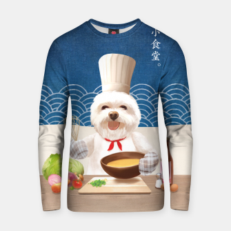 Imagen en miniatura de Little Chef Cotton sweater, Live Heroes
