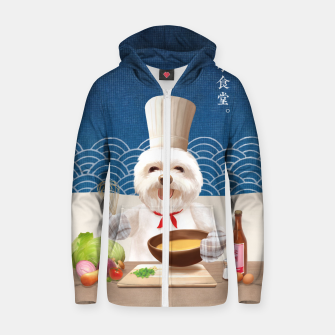 Imagen en miniatura de Little Chef Cotton zip up hoodie, Live Heroes