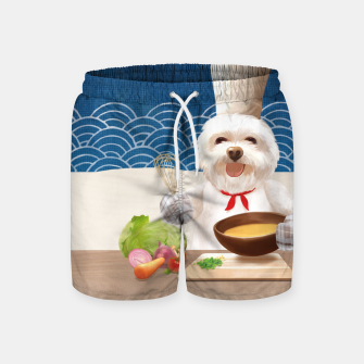 Imagen en miniatura de Little Chef Swim Shorts, Live Heroes