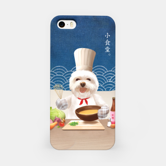 Imagen en miniatura de Little Chef iPhone Case, Live Heroes
