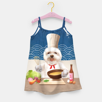 Imagen en miniatura de Little Chef Girl's dress, Live Heroes