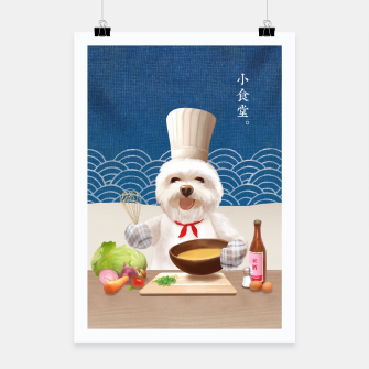 Thumbnail image of Little Chef Poster, Live Heroes
