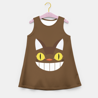 Miniature de image de Totoro Cat Girl's summer dress, Live Heroes
