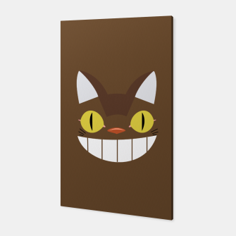 Miniature de image de Totoro Cat Canvas, Live Heroes