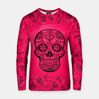 Thumbnail image of Skull20170266_by_JAMColors Cotton sweater, Live Heroes