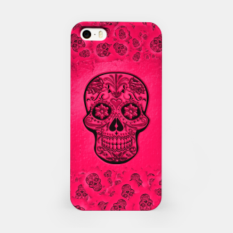 Miniaturka Skull20170266_by_JAMColors iPhone Case, Live Heroes