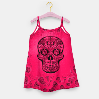 Miniaturka Skull20170266_by_JAMColors Girl's dress, Live Heroes