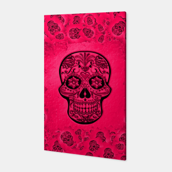 Miniaturka Skull20170266_by_JAMColors Canvas, Live Heroes