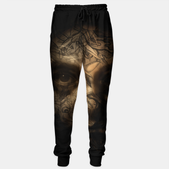 Thumbnail image of Widow Cotton sweatpants, Live Heroes