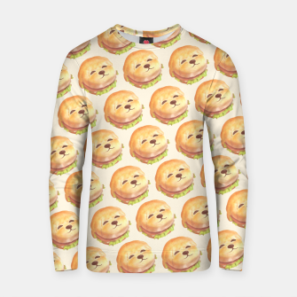 Imagen en miniatura de SmileDog Burger Cotton sweater, Live Heroes