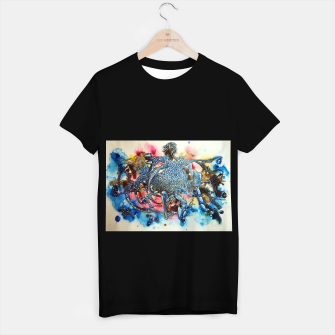 Thumbnail image of Agony T-shirt regular, Live Heroes