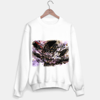 Thumbnail image of It turned to flower Sweater regular, Live Heroes