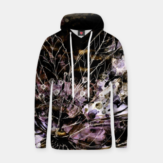 Thumbnail image of It turned to flower Cotton hoodie, Live Heroes