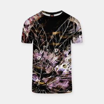 Thumbnail image of It turned to flower T-shirt, Live Heroes
