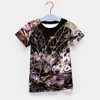 Thumbnail image of It turned to flower Kid's t-shirt, Live Heroes