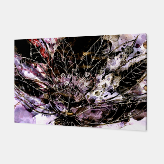Thumbnail image of It turned to flower Canvas, Live Heroes