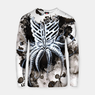 Thumbnail image of Spiritual Cthulhu Cotton sweater, Live Heroes