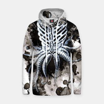 Thumbnail image of Spiritual Cthulhu Cotton hoodie, Live Heroes