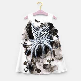 Miniatur Spiritual Cthulhu Girl's summer dress, Live Heroes