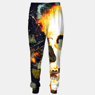 Miniaturka Merry Skull Cotton sweatpants, Live Heroes