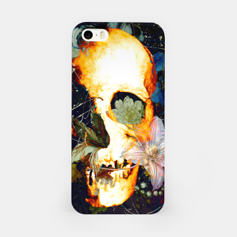 Miniaturka Merry Skull iPhone Case, Live Heroes