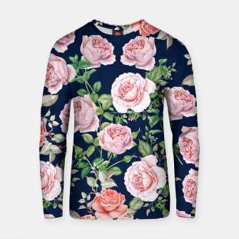 Mysteries Roses Cotton sweater thumbnail image