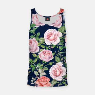 Mysteries Roses Tank Top thumbnail image