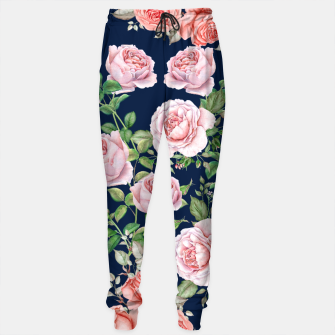 Mysteries Roses Cotton sweatpants thumbnail image
